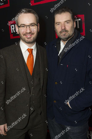 Bruce Guthrie (Director) and Brendan Coyle