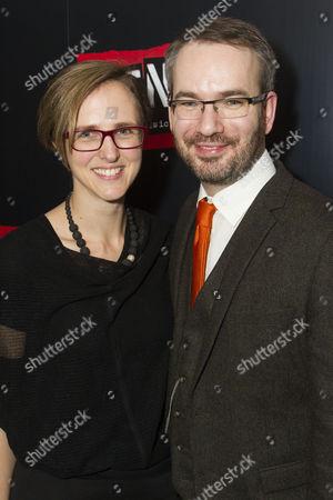 Tamara Harvey (Producer) and Bruce Guthrie (Director)
