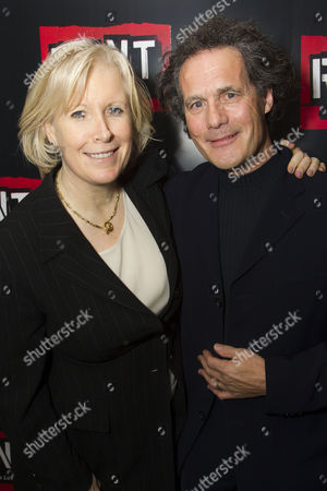 Stock Picture of Ingrid Sutej (Producer) and Robert Mackintosh (Producer)