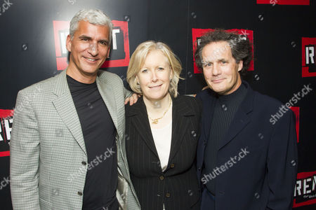 Stock Picture of Miguel Esteban (Producer), Ingrid Sutej (Producer) and Robert Mackintosh (Producer)