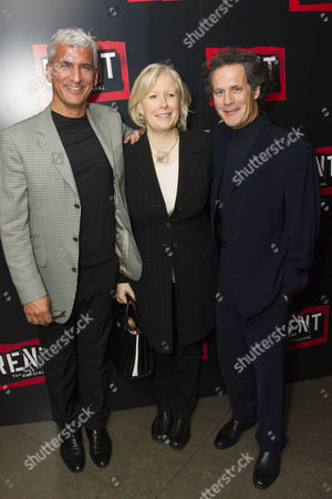 Editorial picture of 'Rent' musical, Press Night, London, UK - 13 Dec 2016