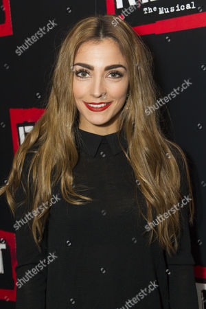 Editorial photo of 'Rent' musical, Press Night, London, UK - 13 Dec 2016