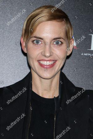 Stock Picture of Genevieve Bahrenburg