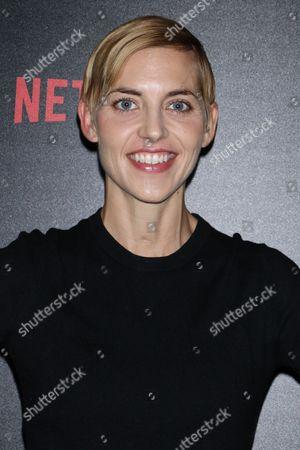 Editorial photo of Netflix Hosts A Screening Of 'Barry', New York, USA - 13 Dec 2016