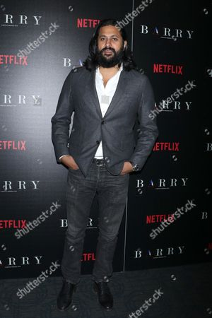 Editorial picture of Netflix Hosts A Screening Of 'Barry', New York, USA - 13 Dec 2016