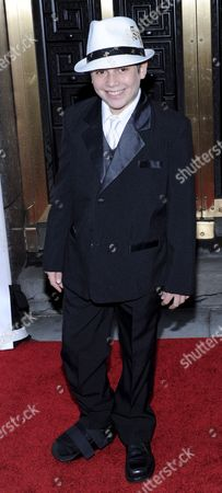Actor Frank Dolce of the Us Arrives For the American Theatre Wing's 2009 Tony Awards at Radio City Music Hall On 07 June 2009