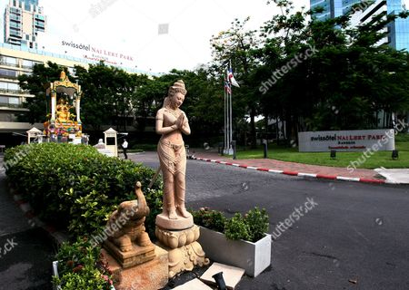 The Exterior View of the Swissotel Nai Lert Park Hotel in Bangkok Thailand 05 June 2009 Us Actor David Carradine 72 Best Known For His Roles in the 1970s Tv Series 'Kung Fu' and the Kill Bill Movies Has Been Found Dead in Bangkok On 04 June 2009 Media Reported