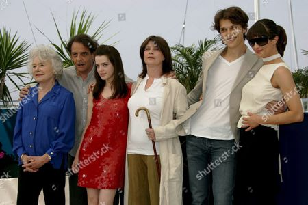 Editorial picture of 'Une Vieille Maitresse' Photocall - 25 May 2007