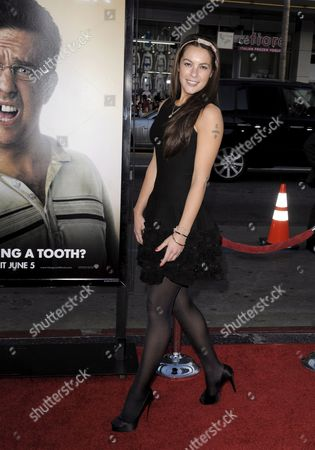Ua Actess and Cast Member Sasha Barrese Arrives For the Premiere of 'The Hangover' in Los Angeles California Usa 02 June 2009 Barrese Plays the Role of Tracy Garner in This Comedy About a Bachelor Party Gone Very Very Wrong