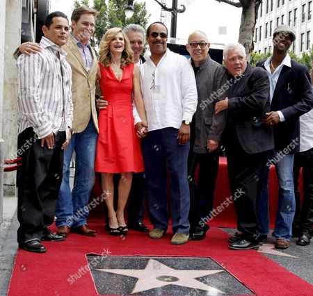 Editorial photo of Kyra Sedgwick Receives the 2,384th Star On the Hollywood Walk of Fame - 08 Jun 2009
