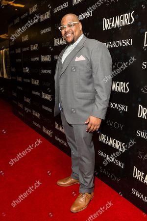 Trevor Dion Nicholas