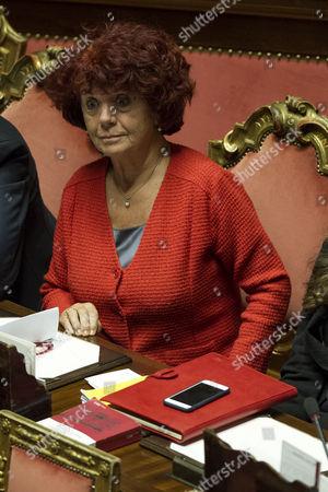 Minister of Education Valeria Fedeli