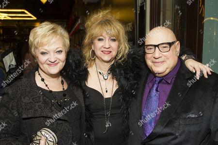 Maria Friedman, Sonia Friedman (Producer) and Henry Krieger (Music)