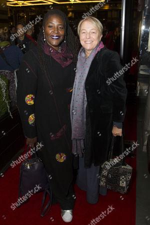 Sharon D Clarke and Susie McKenna