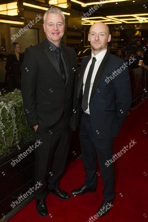 Stock Image of Tim Hatley (Designer) and Ross Edwards (Associate Designer)