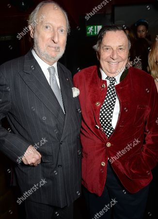 Ed Victor, Barry Humphries