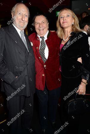 Editorial picture of 'La La Land' film reception, The Arts Club, London, UK - 14 Dec 2016