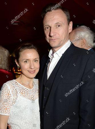 Eugenie Kamasa and Zygi Kamasa