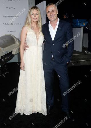 Editorial photo of 'Passengers' film premiere, Los Angeles, USA - 14 Dec 2016