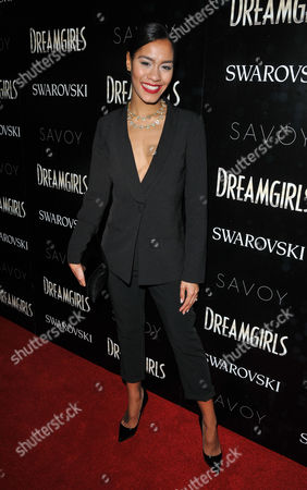 Editorial image of 'Dreamgirls' musical press night, Savoy Theatre, London, UK - 14 Dec 2016