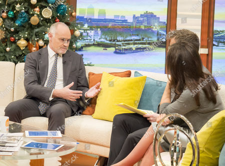 Crispin Blunt MP with Ben Shephard and Susanna Reid