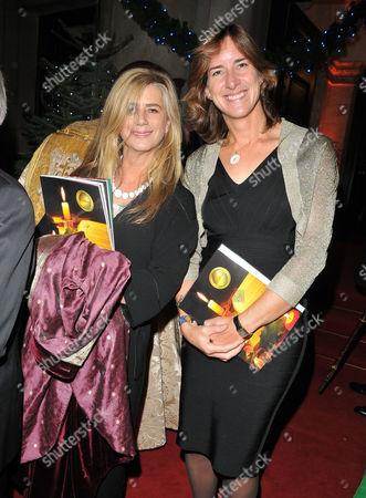 Imogen Stubbs and Katherine Grainger