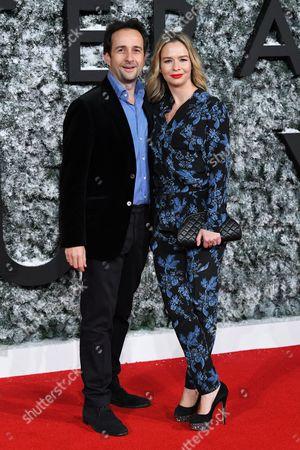 Matt Hermer and Marissa Hermer