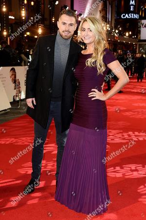 Aaron Ramsey and Colleen Ramsey