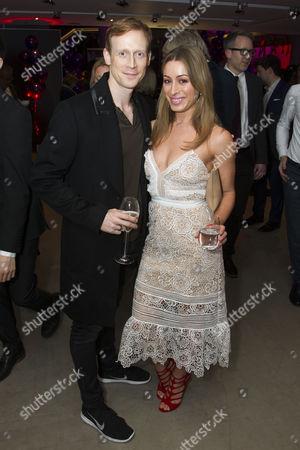 Edward Watson and Alana Phillips