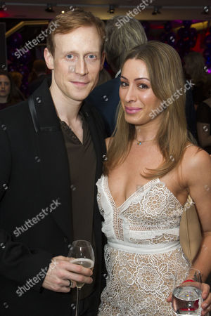Stock Photo of Edward Watson and Alana Phillips