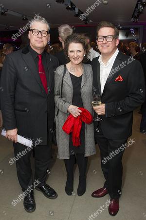 Mark Kermode, Linda Ruth Williams and Matthew Bourne (Director/Choreographer)