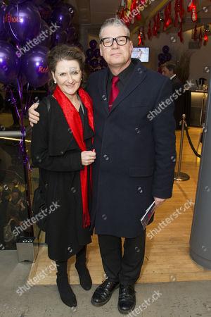 Linda Ruth Williams and Mark Kermode