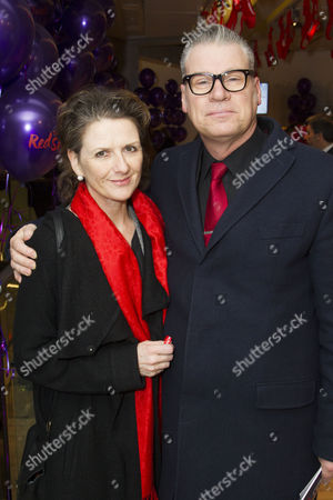 Editorial picture of 'The Red Shoes' ballet, Gala, London, UK - 15 Dec 2016