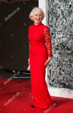 Stock Image of Helen Mirren