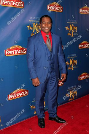 Editorial photo of 'The King and I' play opening night, Pantages Theater, Los Angeles, USA - 15 Dec 2016