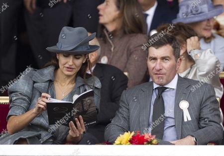 Editorial photo of France Horse Racing Qatar Prix De L'arc De Triomphe - 03 Oct 2010