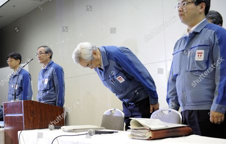 Editorial photo of Japan Earthquake Tsunami Nuclear Accident Aftermath - 17 May 2011