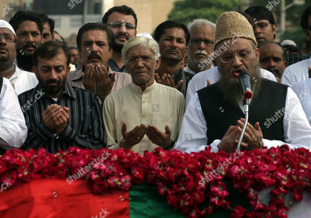Editorial picture of Pakistan Mqm Politican Funeral - 06 Nov 2010