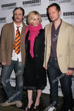 Patch Darragh, Sarah Paulson, Chandler Williams