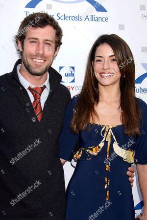 Josh Cooke and Emmanuelle Vaugier