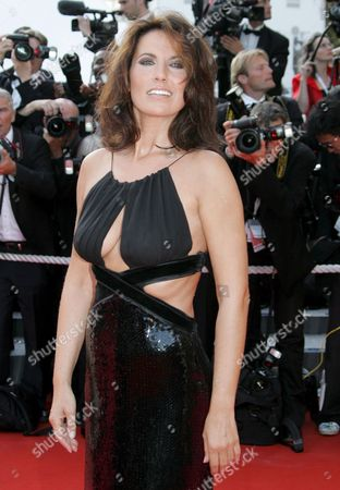 French Actress Natacha Amal Arrives For a Gala Screening of Us Directors Ethan and Joel Coen's Film 'No Country For Old Men' Running in Competition at the 60th Cannes Film Festival 19 May 2007 in Cannes France