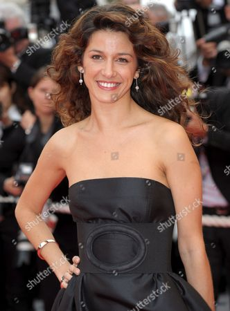 Actress Maria Jurado Arrives For the Gala Screening of the Chinese Film 'Chun Feng Zui De Ye Wan' (spring Fever) by Lou Ye Running in Competition For the 62nd Edition of the Cannes Film Festival in Cannes France 14 May 2009