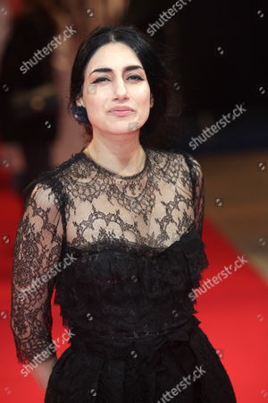 Israeli Actress Ronit Elkabetz Poses On the Red Carpet For Photographers Before the Screening of the Film 'Julie and Julia' During the 35th International Film Festival of Deauville France 05 September 2009 the Film Festival Which Started On 04 September is Scheduled to Run Through 13 September 2009