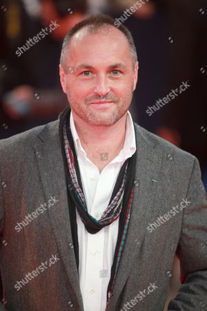 Irish Writter Colum Mccann Poses On the Red Carpet After He Received the Literary Award of the 35th American Film Festival of Deauville 10 September 2009 in Deauville France the Festival is Scheduled For 04 to 13 September 2009