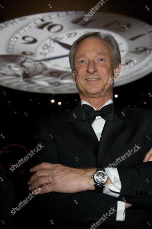 Lutz Bethge (CEO Mont Blanc International)