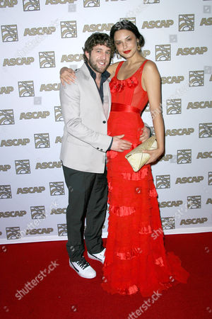 Elliott Yamin and Jamie Paetz