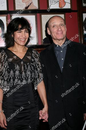Editorial photo of Broadway opening night of 'Macbeth' at the Lyceum Theatre, New York, America - 08 Apr 2008