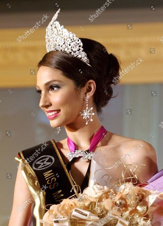 Editorial picture of Malaysia Miss Malaysia World Winner -  26 May 2007