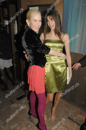 Editorial image of Lisa B 'Lifestyle Essentials - Get The Most Out of Life', book launch, London, Britain - 10 Apr 2008