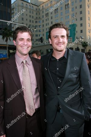 Director Nick Stoller and Jason Segel